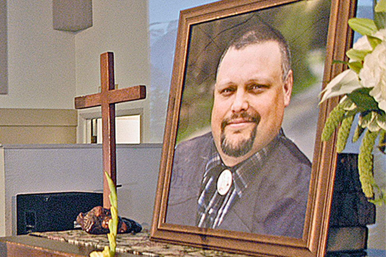 Logger, television star, father, coach remembered at service