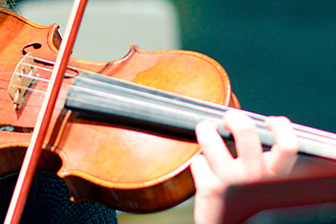 Bridging the past and present through music with the Port Angeles Symphony Orchestra tonight and Saturday