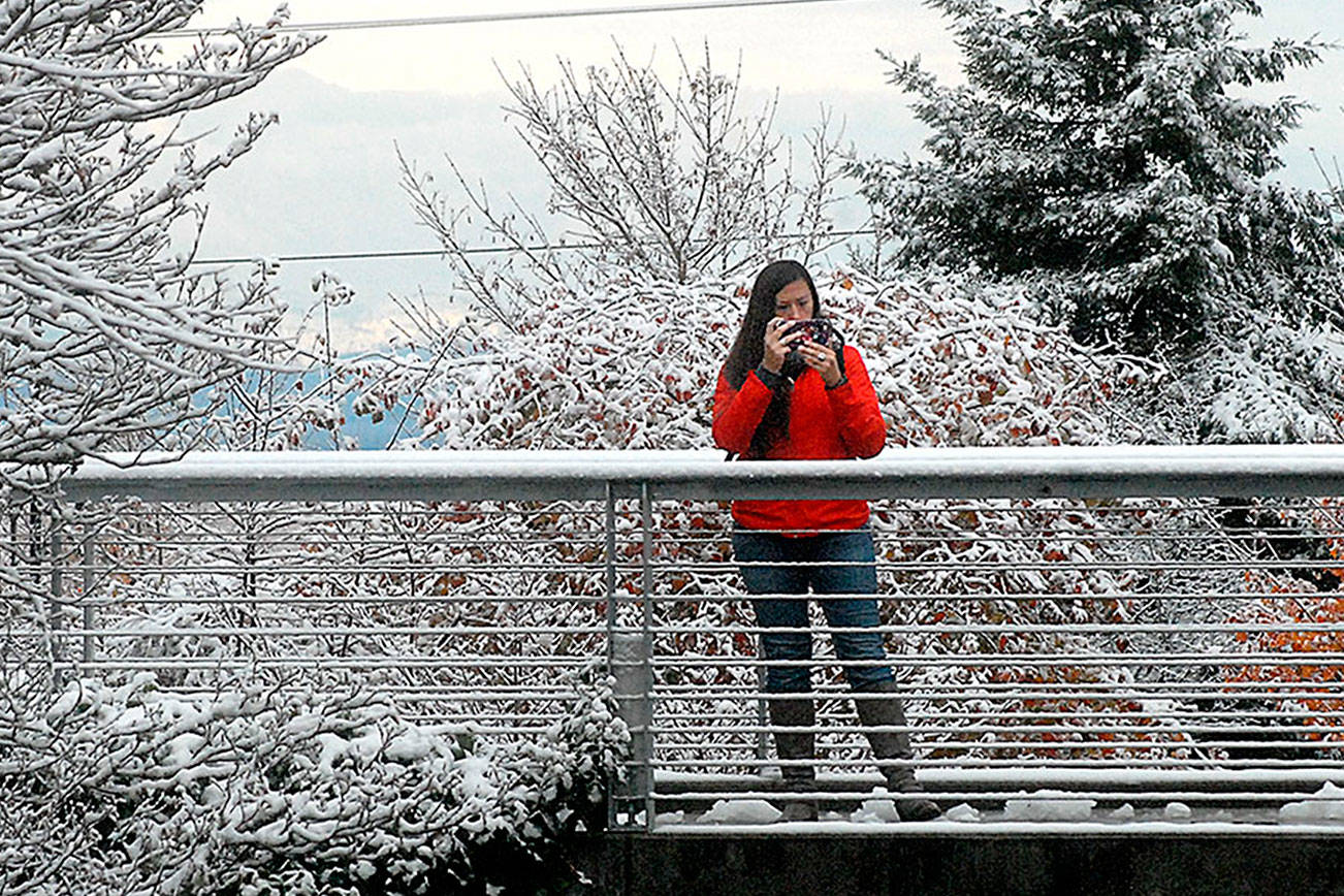 More snow possible for North Olympic Peninsula by Sunday morning
