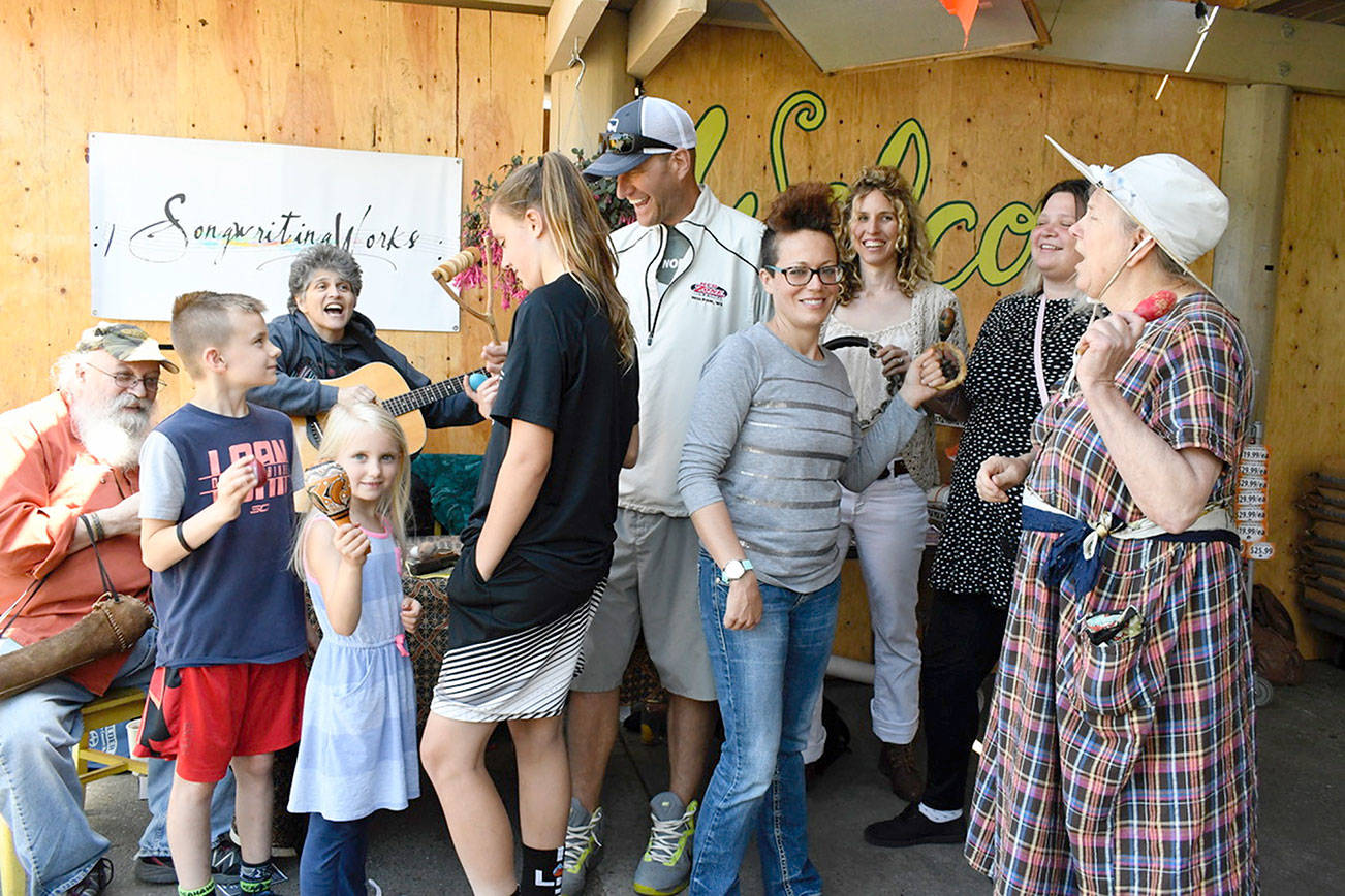 Make Music Day in Port Townsend to mark beginning of summer