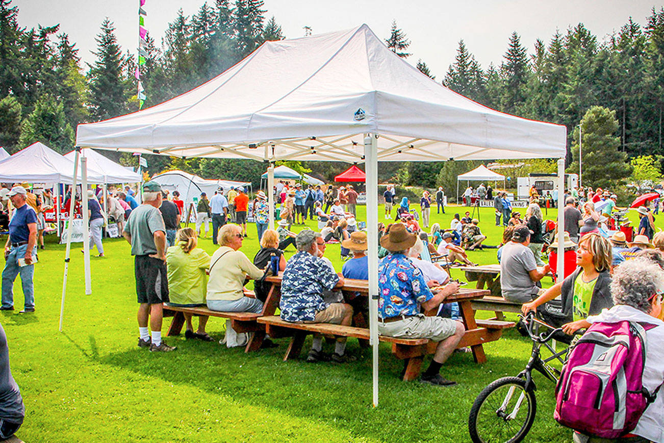 The All County Picnic will be at HJ Carroll Park on Sunday to celebrate first responders and promote emergency preparedness. (Jeff Eichen)