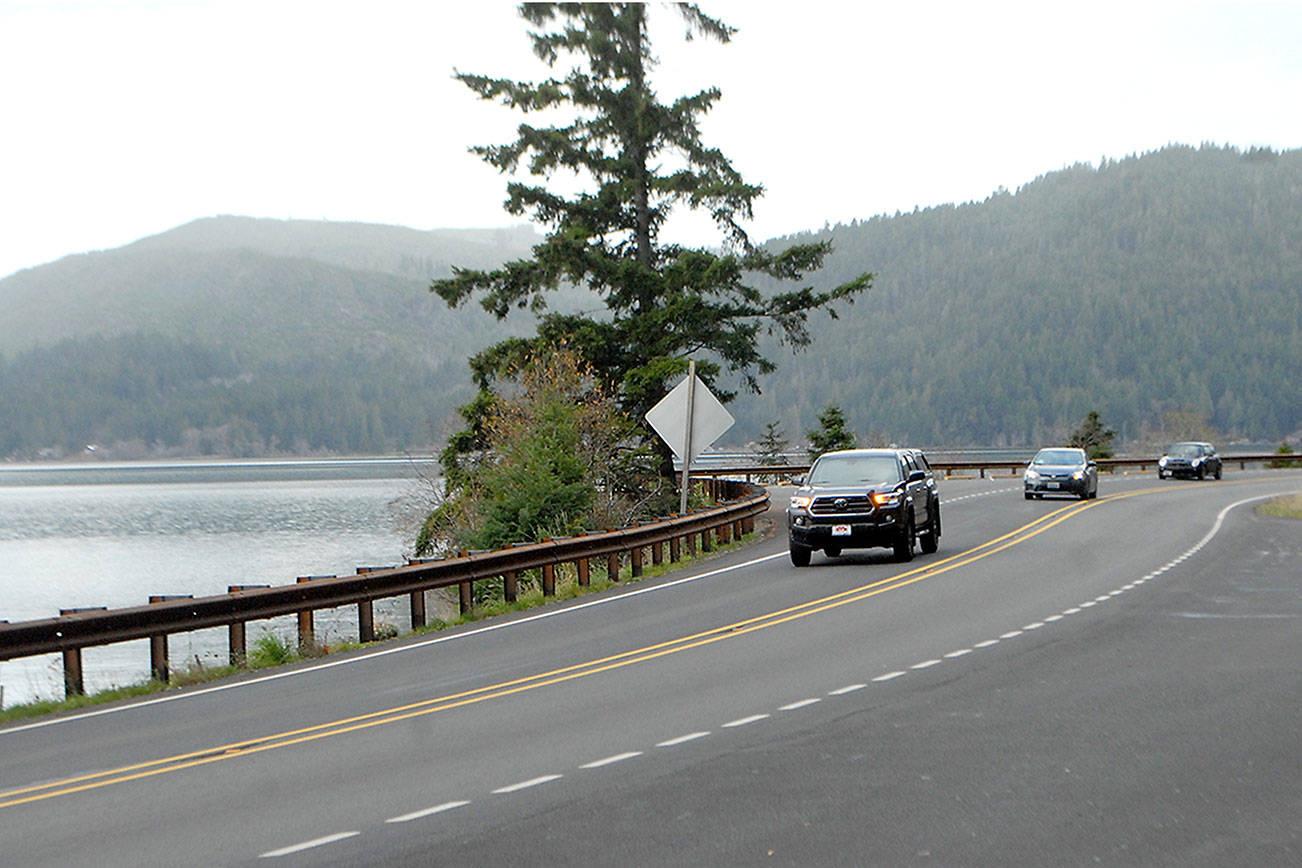 Three-year project on Highway 101 comes to a close