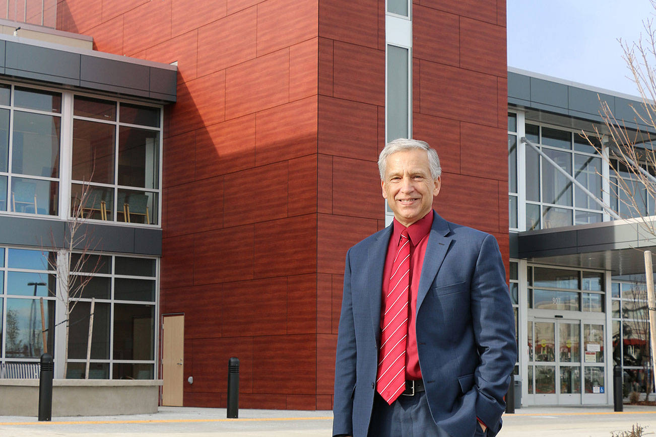 Olympic Medical Center CEO announces retirement