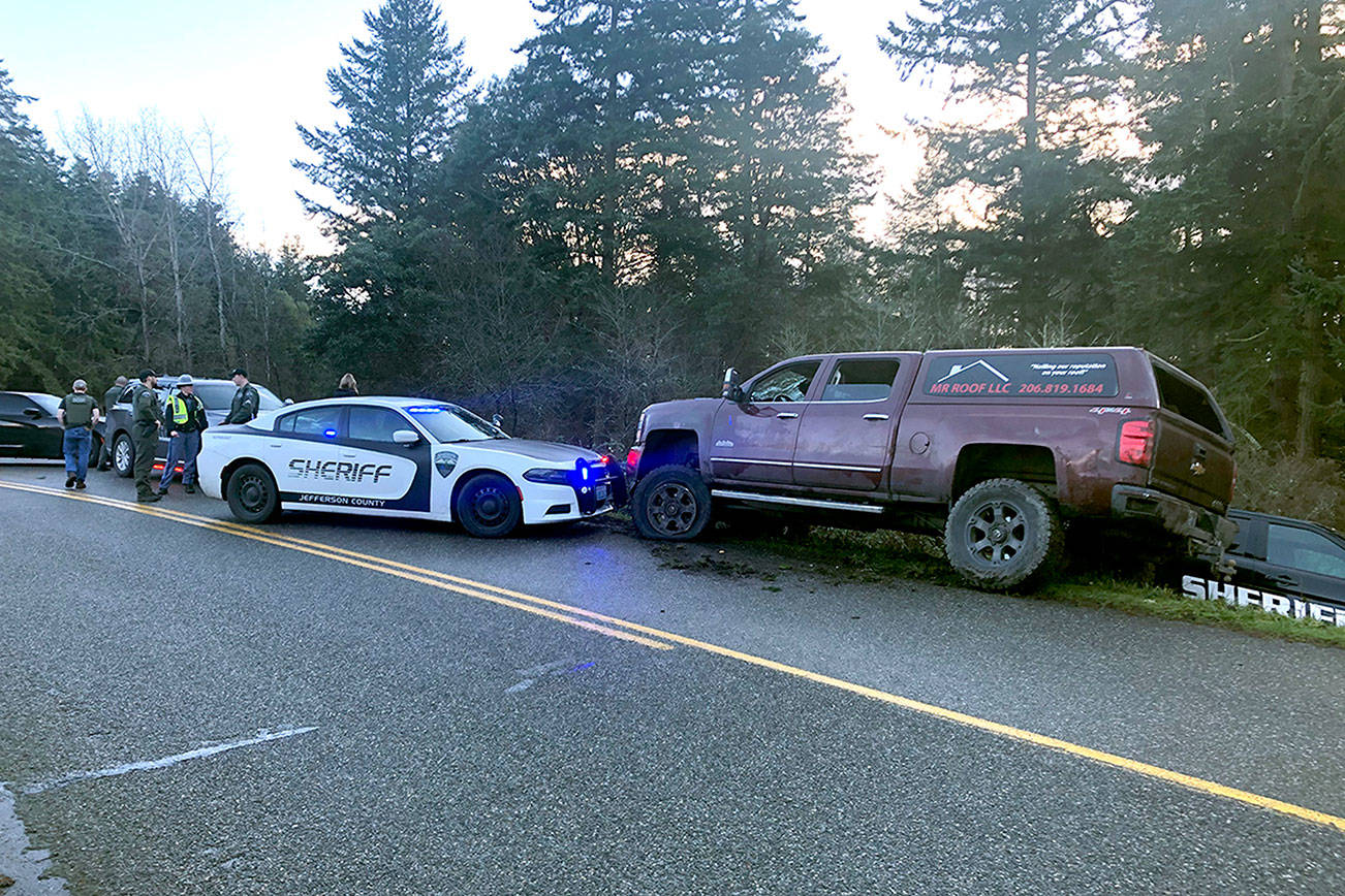 Neah Bay man pleads guilty to eluding police on New Year's Day