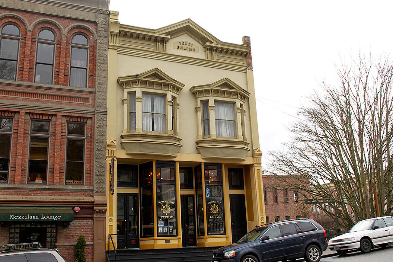 Port Townsend historic building receives funds for renovation