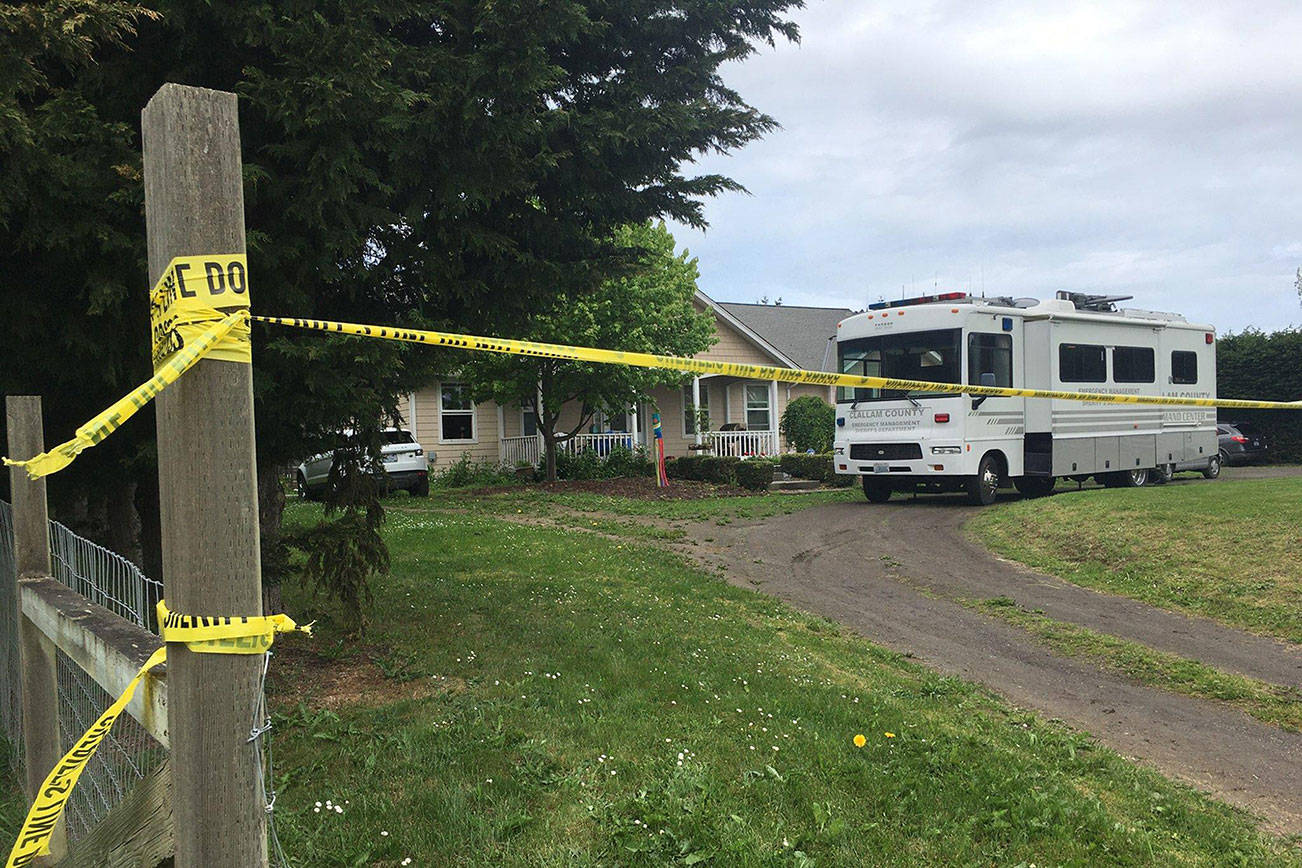 Detectives find apparent motive for fatal shootings in Sequim area