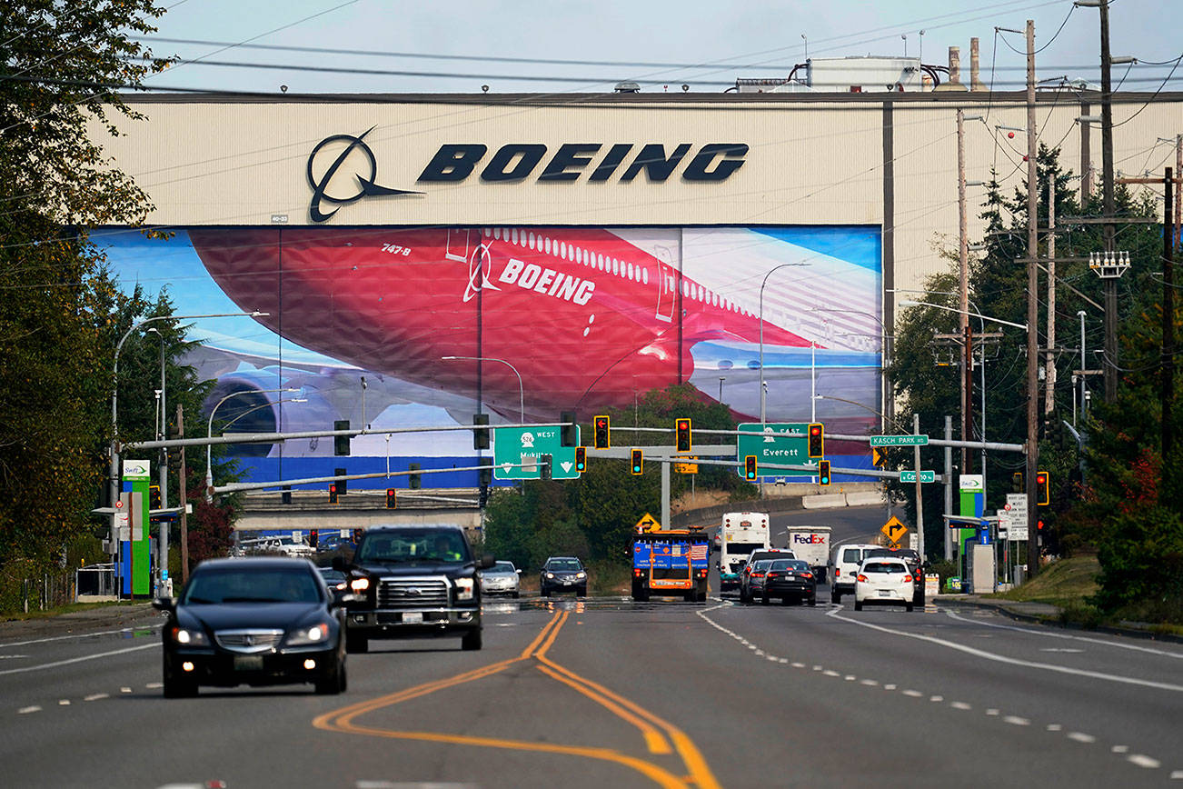 Boeing says South Carolina choice for 787 production