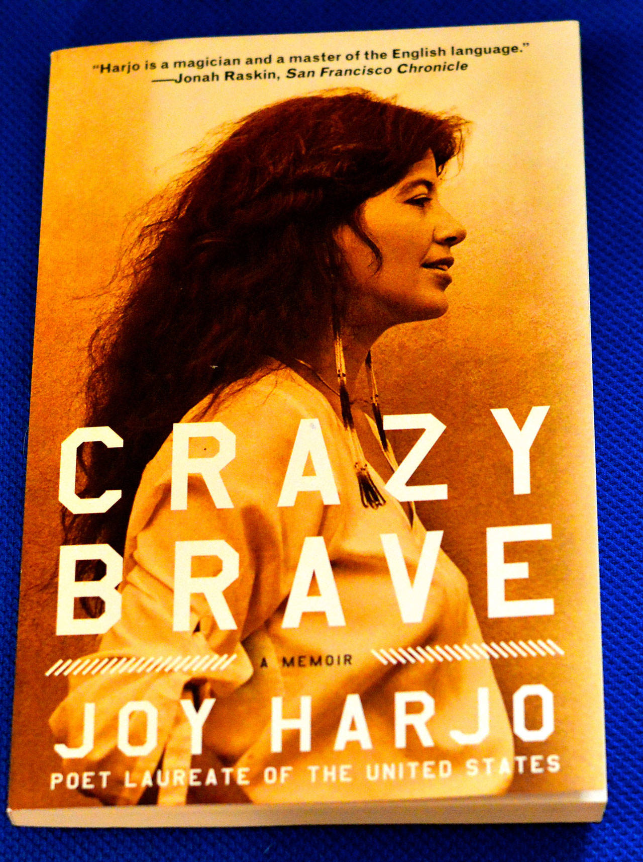 "The author of ""Crazy Brave"" will give a Peninsula College Studium Generale talk Jan. 28 via Zoom."