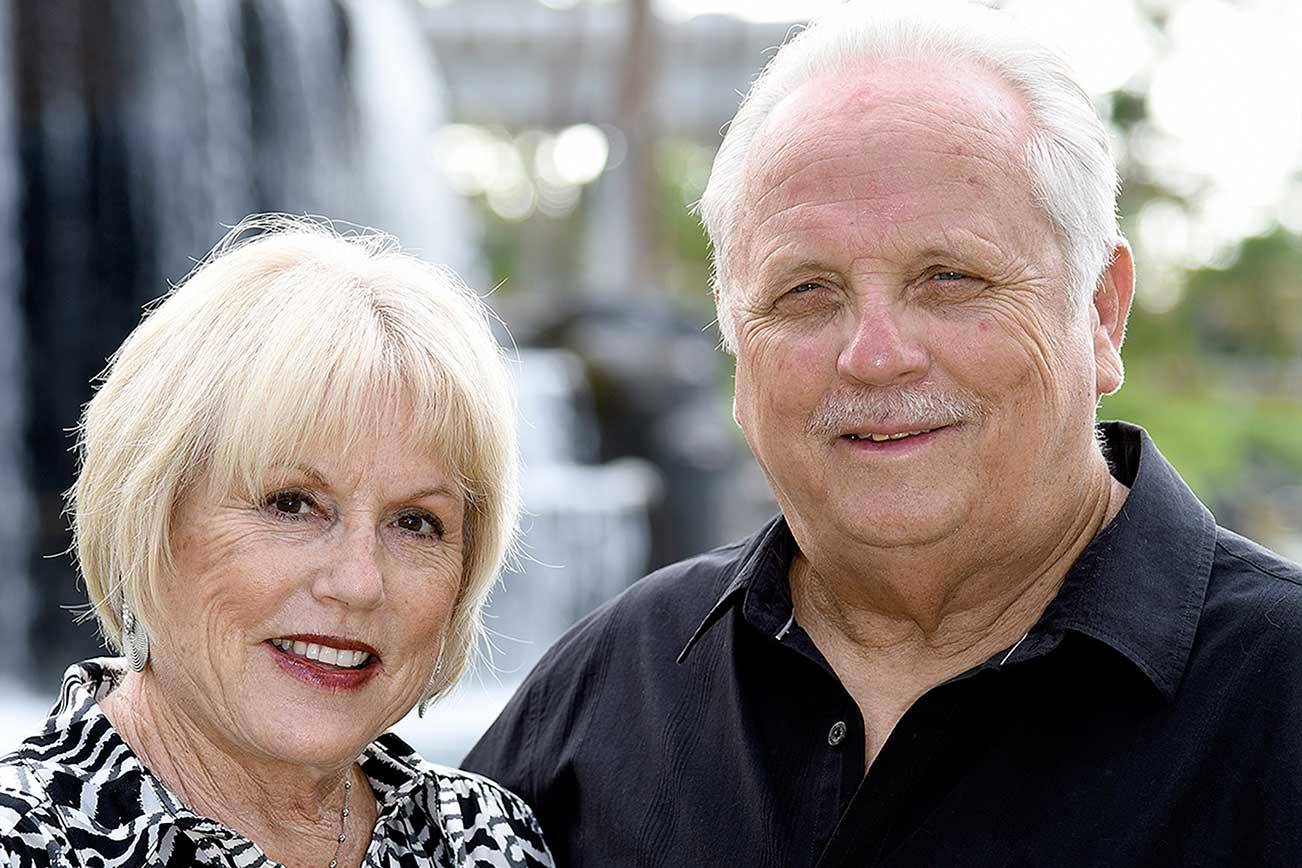 Dan Wilder Sr. and his wife, Sally. (Photo courtesy of the Wilders)